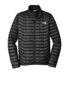The North Face® ThermoBall™ Trekker Jacket-Black-Large