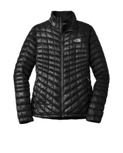 The North Face® Ladies ThermoBall™ Trekker Jacket-Black-Large