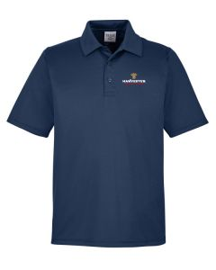 Men's Zone Performance Polo-Navy-X-Large